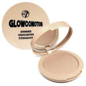 W7 Glowcomotion - Shimmer Highlighter Eyeshadow Baked Powder