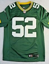 """Nike NFL On Field Green Bay Packers Jersey """"Matthews""""  Number 52 Size Small"""