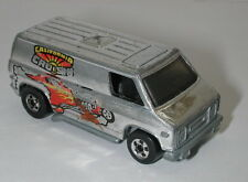 Blackwall Hotwheels Super Van California Cruisin oc12410