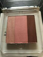VICTORIA'S SECRET BLISS BLUSH TRIO MAKEUP PINK FULL SIZE