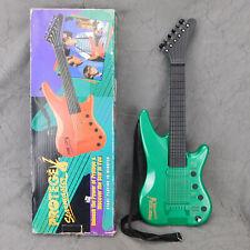 Protege StarMaster Guitar Vintage 80's Toy Elec Guitar Plays Songs Clean Used