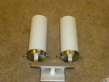 Wall Sconce Lighting Fixtures 89-4890E-99 with mounting hardware