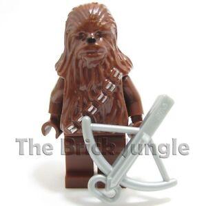 Lego minifig Star Wars wookie Chewbacca clone ps3 wii 1