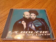 Be My Lover [Single] by La Bouche (CD, Oct-1995, RCA)