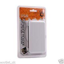 Draxter White Pocket Cartridge Holder for Nintendo DS Lite Games