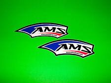 AMS TIRES WHEELS BLACK WIDOW PAC TRAX 2 SLINGSHOT ATV QUAD UTV DECALS STICKERS