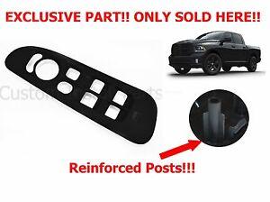 NEW Window Door Lock Switch Panel Left Driver Side fits Dodge Ram 1500 2500 3500