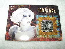 Farscape Costume Relic Card Chiana CC9