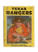 Texas Rangers Pulp Magazine June 1951 G/VG Louis L'Amour Story