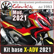 X-ADV Kit adesivi per Honda XADV 750 Mod.2021- Colorkit Cod.001633