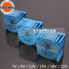 New 25VA TALEMA sealed ring cattle transformer 7V / 9V / 12V / 15V / 18V