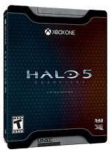 NEW Halo 5: Guardians -- Limited Edition (Microsoft Xbox One, 2015)
