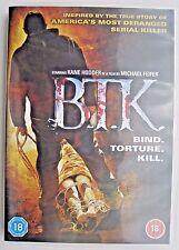 B.T.K. BLIND, TORTURE, KILL. (DVD 2008)