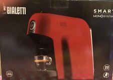 Macchina da caffè espresso a capsule Bialetti Smart Rossa CF65  Nuova