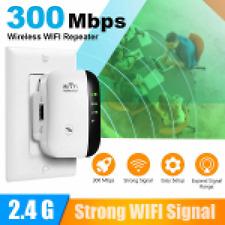 WiFi Blast Wireless Repeater Wi-Fi Range Extender 300Mbp WifiBlast Amplifier US