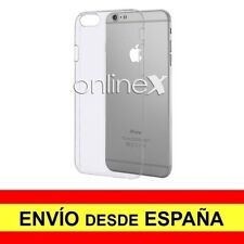 Funda Carcasa Cristal Clear para IPHONE 6 Ultrafina Dura Transparente a3706