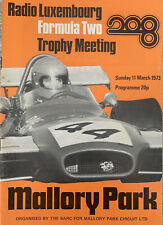 More details for mallory park radio luxembourg formula 2 trophy meeting with results pages