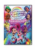 RAINBOW RANGERS: WELCOME TO KALEIDOSCOPIA  DVD 2019 BRAND NEW