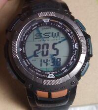 Casio Pro Trek PRG-80-1V  Triple sensor watch Altimeter Barometer Compass Pathfi