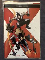 X-Force #1 - Marvel Comics - 2018 - Zaffino Incentive Variant!