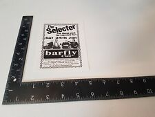 The Selecter + Rico - Barfly - Flyer