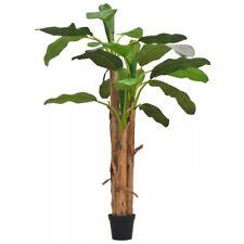 Vidaxl Albero di Banana Artificiale Vaso 250 cm Verde Decorazione Pianta Finta