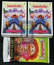 2020 GARBAGE PAIL KIDS LATE TO SCHOOL 200 CARD COMPLETE SET WITH FREE WRAPPER