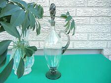 Oil Vinegar Decanter Glass or Salad Dressing  - Dispenser Cruet & Glass Stopper