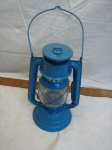 Vintage Metaloglubus no 104E 104 E Oil Kerosene Fluid Camping Lantern Lamp Light