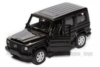 Mercedes Benz G-Class Black, Welly scale 1:34-39, model toy car gift