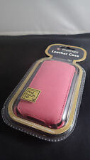 New Prestigio Leather Case for iPod Touch 2G Pipc2104Pk Nubuck Leather - Pink