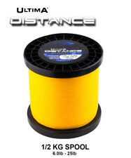 Ultima Distance Ultra Long Casting Sea Fishing Line - 1/2kg Spool