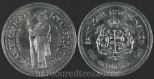 1985 Saint John New Brunswick Trade Dollar Token Loyalist Days Canada Coin