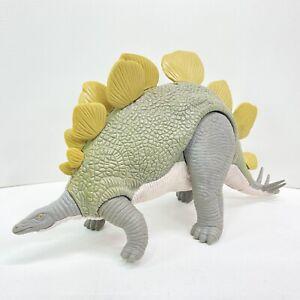 Vintage Playskool Definitely Dinosaurs Stegosaurus Spike Dino Figure Toy 1987