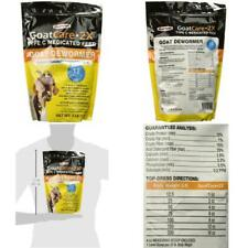 Durvet Goat Care 2X Medicated Pellets, Goat Dewormer, 3 Pounds Per Package