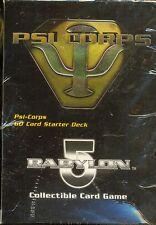 RESIDENCE 1 STARTER BABYLON 5 PSI CORPS