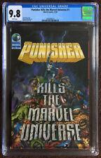 Punisher Kills the Marvel Universe. 1st print 1995. CGC 9.8.