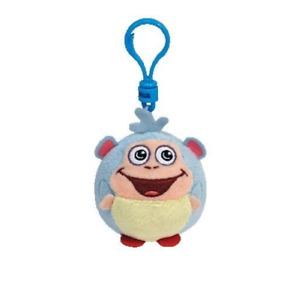 Ty Beanie Ballz Dora the Explorer - Boots the Monkey Soft Toy Key Clip