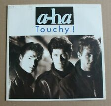 A-ha, touchy / hurry home, SP - 45 tours France