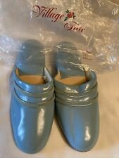 Vintage Village Fair 50/60's Women's New in package Slip-on size 7 House Shoes!