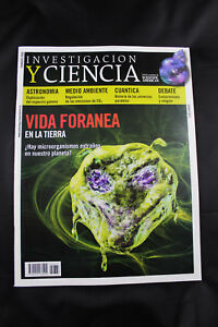 Magazine Research And Science Life Foreign IN The Earth - February 2008