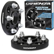 DIRENZA 5x120 20mm HUBCENTRIC ALLOY WHEEL SPACERS FOR HONDA CIVIC TYPE R FK2 16+