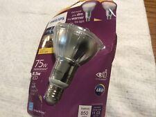 Philips 75-Watt Equivalent PAR30L LED Warm Glow Light Bulb Bright White (1-Bulb)