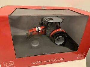 1:32 ROS SAME Virtus 140 Traktor Schlepper Bauernhof SAME Deutz-Fahr SDF