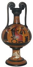 Greek Vase Pottery Museum Replica Reproduction