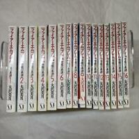 FIRE EMBLEM Seisen no Keifu Manga Comic Complete Set 1-16 MITSUKI OSAWA USED
