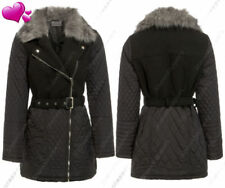 Faux Fur Machine Washable Outdoor Coats, Jackets & Vests for Women