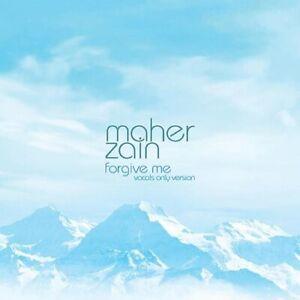 Forgive Me - MAHER ZAIN - ENGLISH NAAT NASHEED CD - FREE UK POST