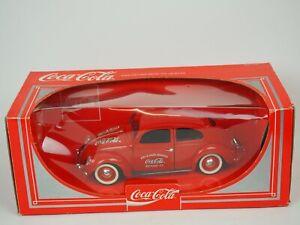 STORE STOCK Vintage BUDGIE DIE CAST MODEL VW COCA COLA DELIVERY VAN MIB