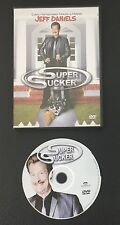 SUPER SUCKER DVD VACUUM CLEANER SALESMAN Jeff Daniels  Rare Comedy